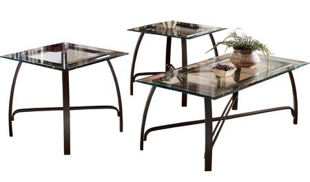Signature Design by Ashley T17413 Contemporary Living Room Table Set