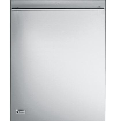 "GE Monogram ZDT800SSFSS 24"" Built In Fully Integrated Dishwasher with 16 Place Settings Place Settingin Stainless Steel"