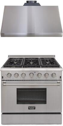 Kucht 721749 Kitchen Appliance Packages