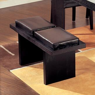 Global Furniture USA G020BNCP001  Wood Bench