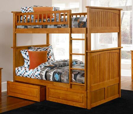 Atlantic Furniture AB59127  Twin Size Bunk Bed