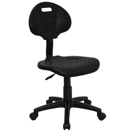 """Flash Furniture WL908GGG 22"""" Adjustable Contemporary Office Chair"""