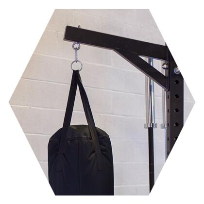 SRHBH Hexagon Rig Heavy Bag Hanger