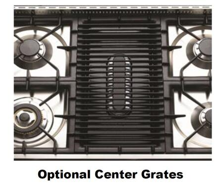 Optional Center Grates