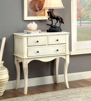 Furniture of America Sian CM AC137WH