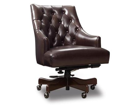 Aramis Dark Chocolate Home Office Chair