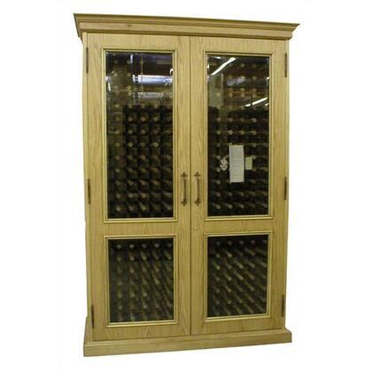 "Vinotemp VINO700ENGLISHWP 59"" Wine Cooler"