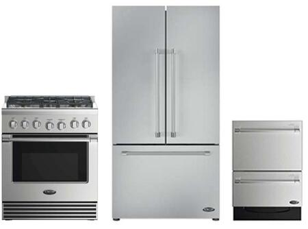 DCS 736363 Kitchen Appliance Packages