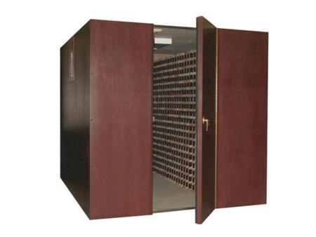 "Vinotemp VINOPCC2JB 108"" Freestanding Wine Cooler"