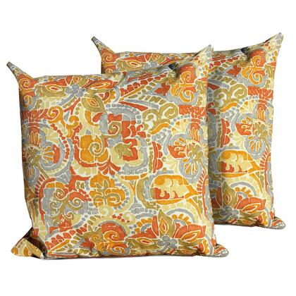 PILLOW MARIGOLD 18x18 2x