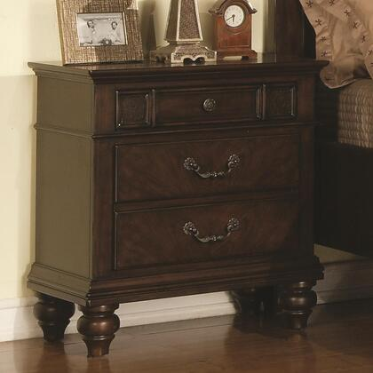 Coaster 202062 Sidney Series  Wood Night Stand