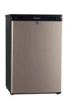 Frigidaire FFPH44M4LM  Freestanding Counter Depth Compact Refrigerator with 4.4 cu. ft. Capacity, 2 Glass ShelvesField Reversible Doors