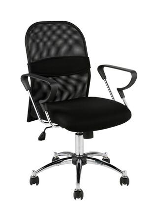 """Euro Style 02731 25""""  Office Chair"""