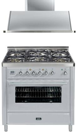 Ilve 721384 Kitchen Appliance Packages