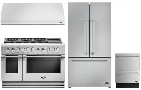 DCS 719241 Kitchen Appliance Packages