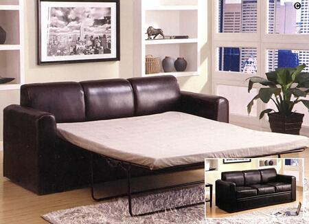 Acme Furniture 15270 Costa Series  Faux Leather Sofa