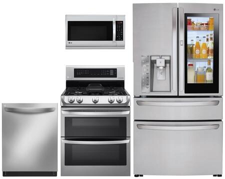 Lg 978257 Kitchen Appliance Packages Bundles Appliances Connection