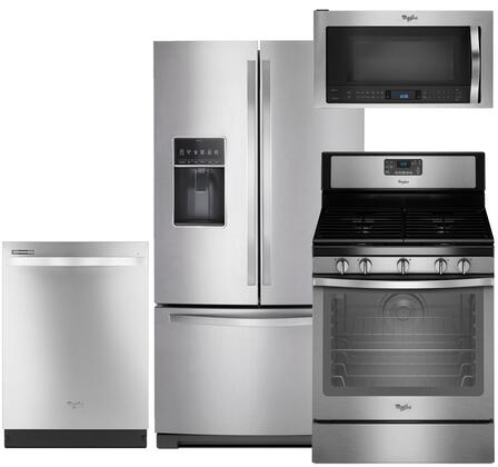 Whirlpool 522924 Kitchen Appliance Packages