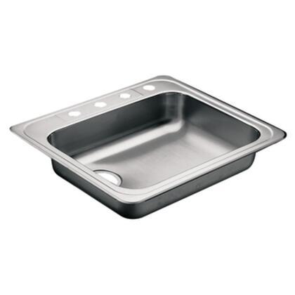 Moen 22130 Stainless Steel Kitchen Sink
