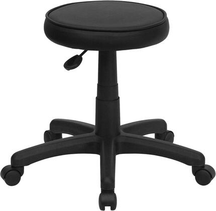 Flash Furniture KC96GGG Residential Vinyl Upholstered Bar Stool