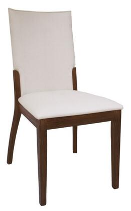 Chintaly LUISASC2SET Luisa Dining Room Chairs