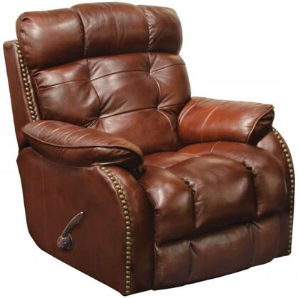 Catnapper 47736128319308319 Patterson Series Leather Metal Frame  Recliners
