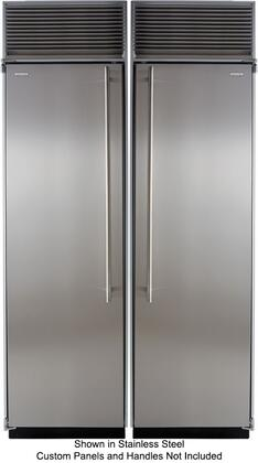 Marvel 707950 Side-By-Side Refrigerators