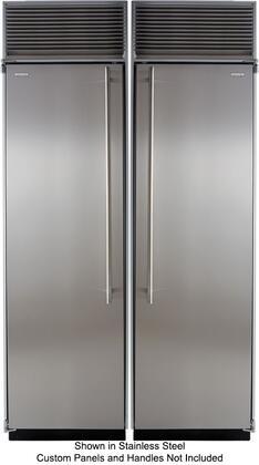 Marvel M48CFRSP Side-By-Side Refrigerators