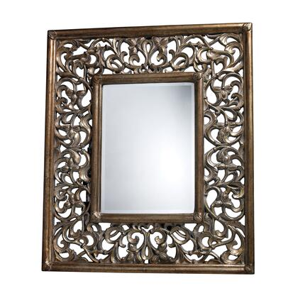 Sterling DM1924 Webster Series Rectangle Portrait Wall Mirror
