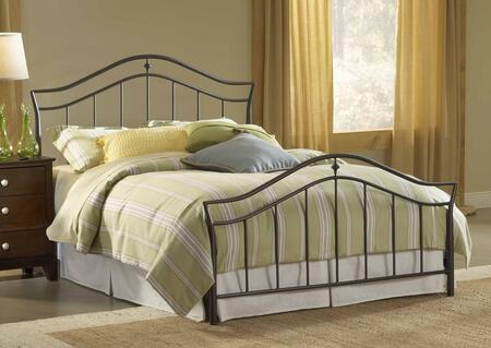 Hillsdale Furniture 1546BQR Imperial Series  Queen Size Panel Bed