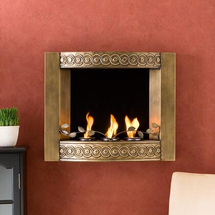 Holly & Martin 37070058415 Wall Mountable Gel Fuel Fireplace