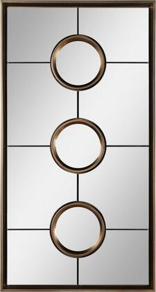 Ren-Wil MT956  Rectangular Both Wall Mirror