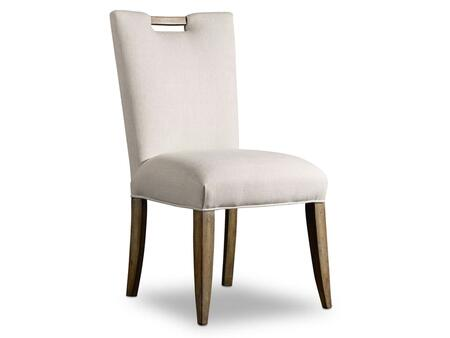 Dining Room Melange Barrett Upholstered Side Chair Image 1
