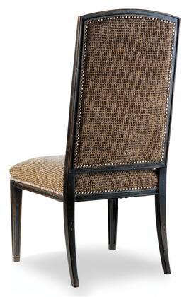 Sanctuary Mirage Side Chair Ebony