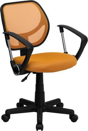 "Flash Furniture WA3074ORAGG 21.5"" Contemporary Office Chair"