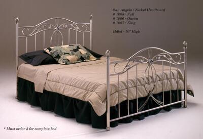 Bernards 1006  Queen Size Bed