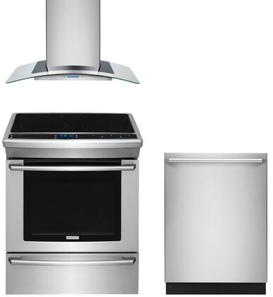 Electrolux 681213 Kitchen Appliance Packages