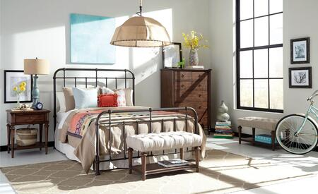 Broyhill 4800CKMBNC2UB Cranford California King Bedroom Sets