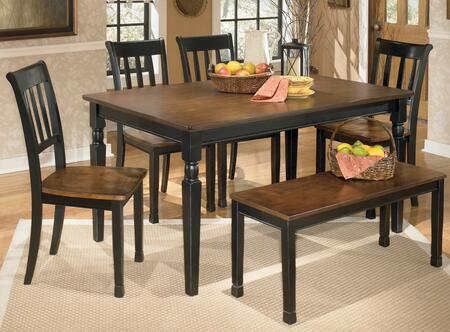 Signature Design by Ashley D580250200 Owingsville Dining Roo