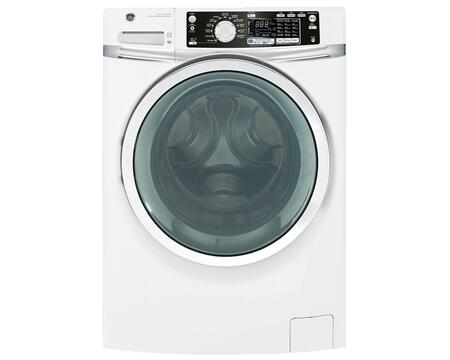 "GE GFWS2600FWW 28"" Front Load Washer"