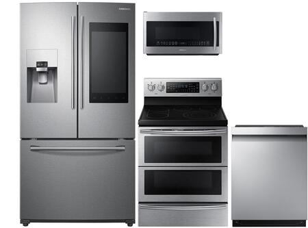 Samsung Appliance 757404 Kitchen Appliance Packages