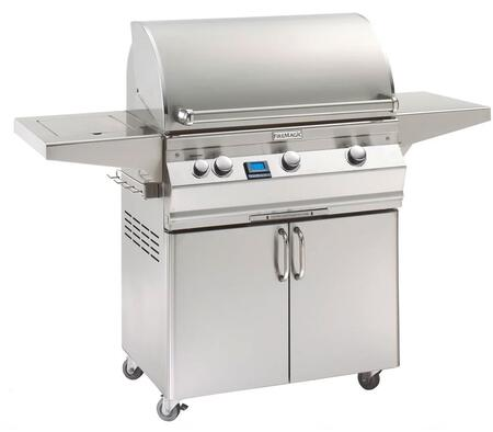 "FireMagic A540S5E1P62 62.25"" Portable Grill, in Stainless Steel"