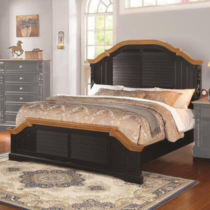 Coaster 203180KE Oleta Series  E King Size Panel Bed