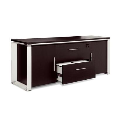 "Unique Furniture 5869-X Lacquer 71"" Credenza"