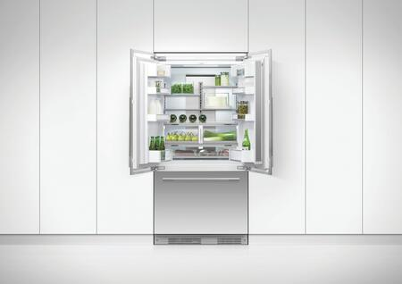 Fisher Paykel Rs36a72u1n 36 Inch Integrated Series Panel Ready