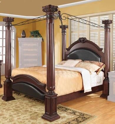 Coaster 202201KW Grand Prado Series  California King Size Poster Bed