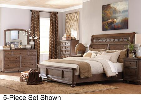 Signature Design by Ashley B709KSBDM2NC Maeleen King Bedroom