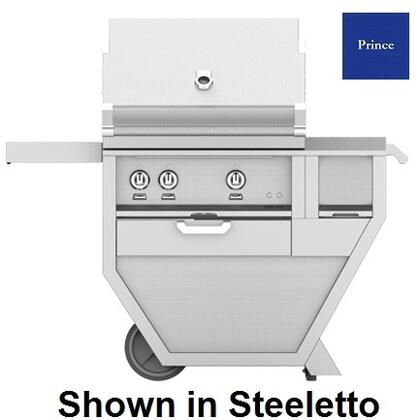 48 in. Deluxe Grill with Worktop   Prince