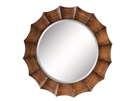 Stein World 12375  Round Portrait Wall Mirror