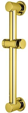 "Rohl 1366 Spa Shower Collection 24"" Decorative Grab Bar with Knob Handle Slider in"